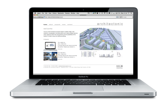 Architectonic Design Homepage